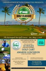 4th Annual Golf Classic