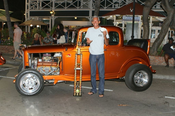 Lahaina Classic Car Show