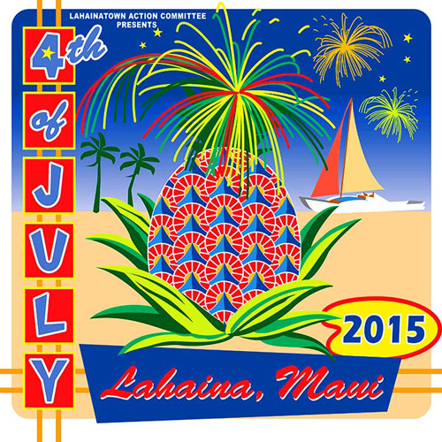 Lahaina 4th of July 2015