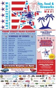 Lahaina 4th of July Celebration