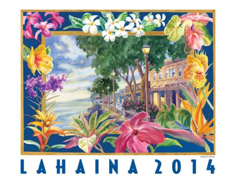 Lahaina 2014