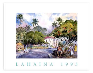 Lahaina 1993