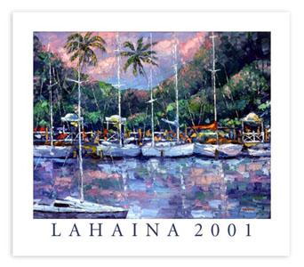 Lahaina 2001